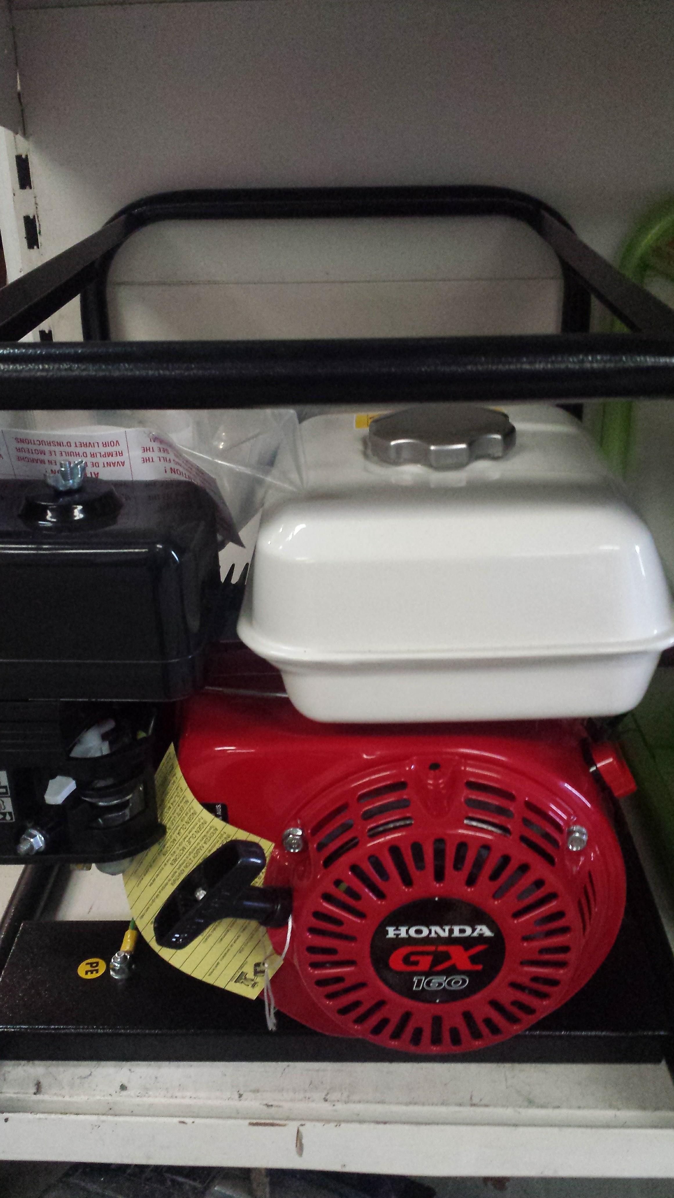 Honda GX 160 2.8kva Pramac Generator - Mac Plant Sales